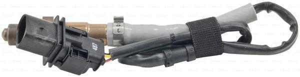 SEAT-Exeo-3R-2-0D-Sonda-Lambda-Pre-Cat-2008-en-auto-Oxigeno-Bosch-06J906262AA miniatura 2