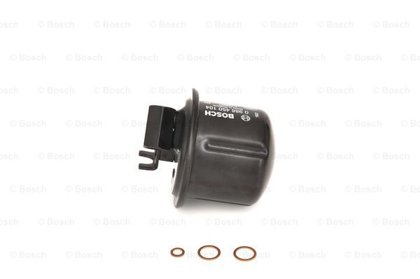 Fuel Filter fits HONDA CIVIC EJ1 1.6 94 to 96 D16Z9 ADL Top Quality Replacement