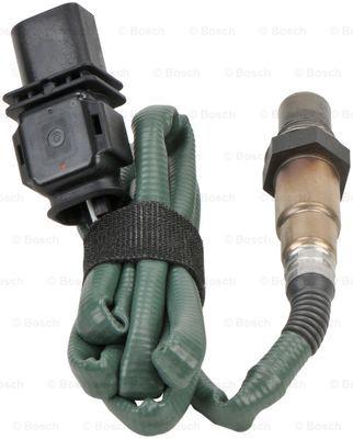 Lambda Capteur 0258017020 Bosch Oxygen a0035427218 0035427218 35427218 440281 New