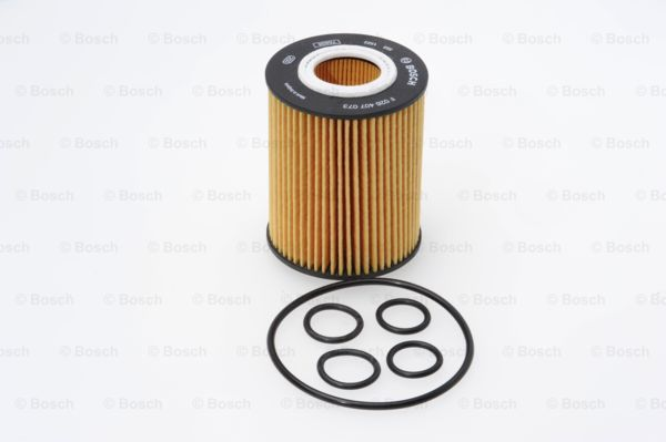 OPEL CORSA D 1.7D Oil Filter 06 to 14 Bosch 5650375 98018448 Quality Replacement
