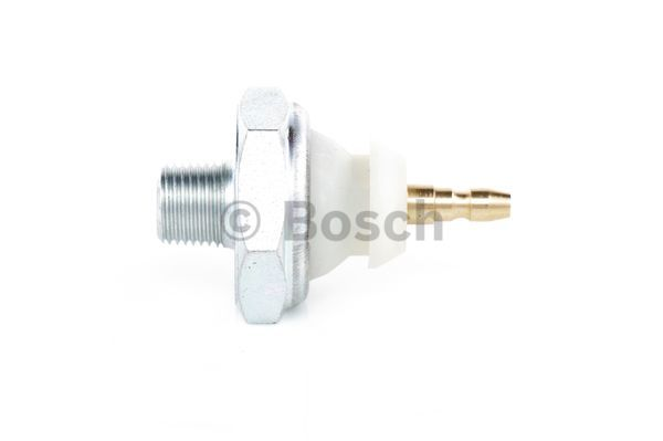 Oil Pressure Switch fits NISSAN MICRA K10 1.2 86 to 88 MA12S Bosch 1516090001