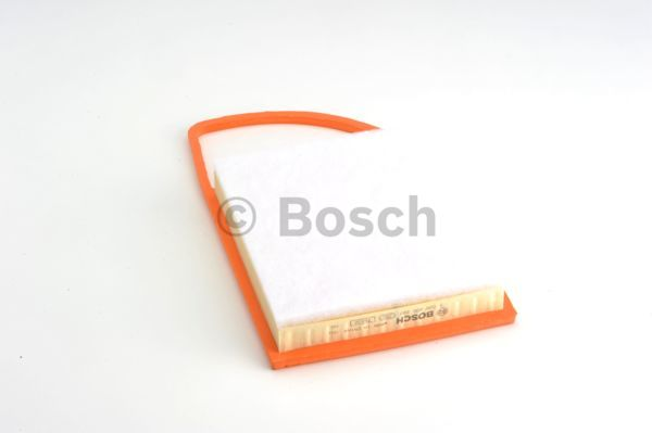 90 1.6D Air Filter 2008 on Bosch 1444TV Quality Replacement PEUGEOT PARTNER 75
