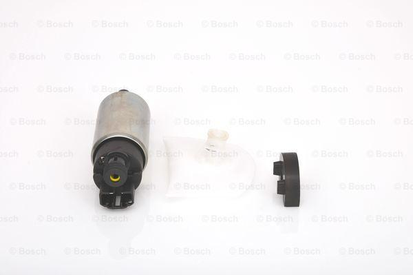 Fuel Pump fits KIA CARENS Mk3 1.6 In tank 2009 on G4FC Bosch 311101H000 Quality