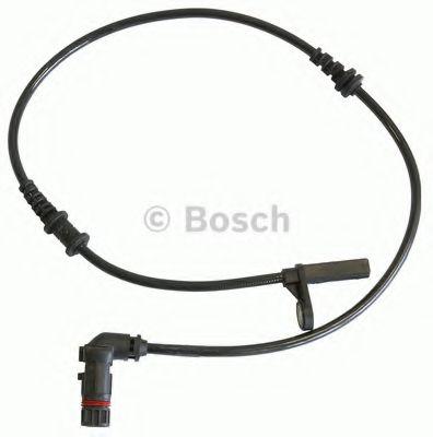 MERCEDES C350 W204 3.0D ABS Sensor Front 09 to 11 Wheel Speed Bosch A2045400117