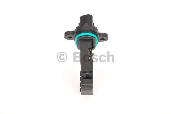 Chevrolet Cruze J305 1.7D sensor de masa de aire medidor de flujo de 12 a 15 Bosch 0836655 Nuevo