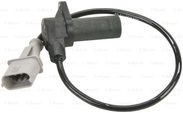 PORSCHE 911 997 3.6 RPM Crankshaft Sensor 04 to 09 Bosch 98660611203 Quality