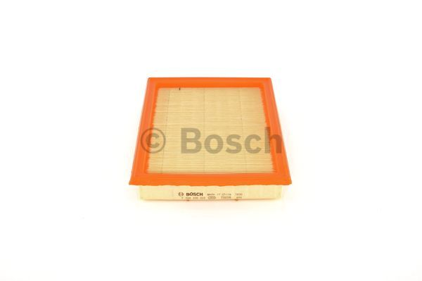 Air Filter fits NISSAN JUKE F15 1.6 2010 on HR16DE Bosch AY120NS007 165463J410