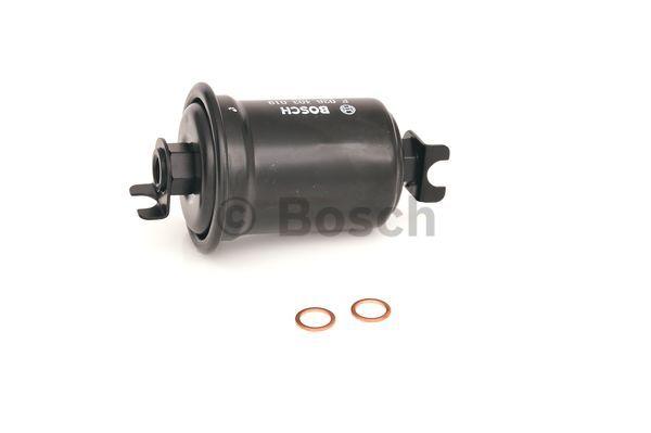 Fuel Filter fits TOYOTA GRANVIA RCH11W 2.7 95 to 98 3RZ-FE Bosch 2330075030 New