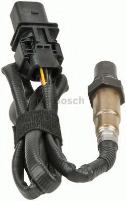 Genuine OE BOSCH 0258017092 LS17092 Oxygen O2 Probe Lambda Sensor 5 Poles