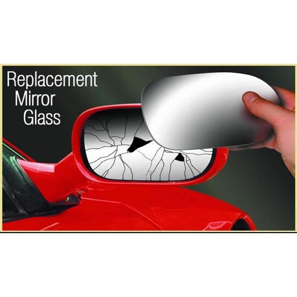 Vidrio Espejo Puerta cumbre SRG-1175 reemplazo genuino de calidad superior NUEVO