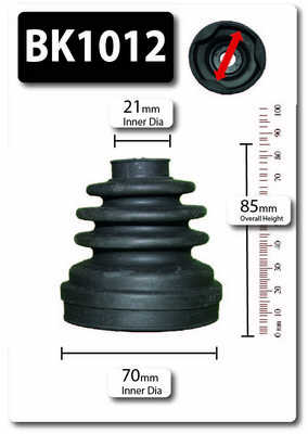 VAUXHALL COMBO VAN 1.4 PETROL INNER DRIVESHAFT BOOTKIT CV JOINT BOOT KIT 93/>01