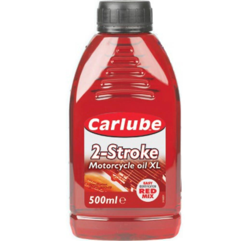Details about 8x 2-Stroke Mineral Oil Car Vehicle Motorcycle 500ml XST501  Carlube NEW MULTIBUY