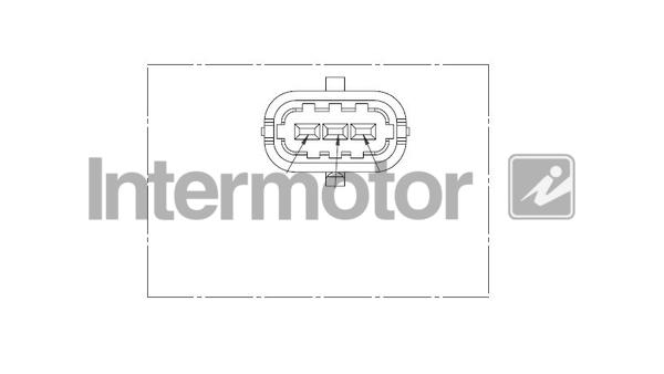 Fiat Doblo 223 1.9 JTD Genuine Intermotor Camshaft Position Sensor Replacement