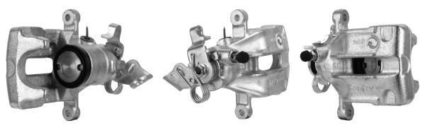 Lancia-Phedra-179AXB1A-2-0D-etrier-De-Frein-Arriere-Gauche-02-To-10-Remy-9464216180 miniature 2
