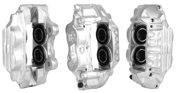 Pinza-de-freno-encaja-Toyota-Land-Cruiser-J7-3-4D-delantero-izquierdo-de-90-a-96-3B-Remy